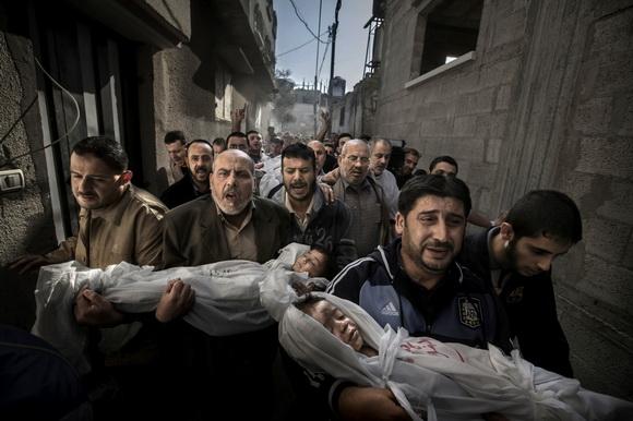 Gaza Burial not fake