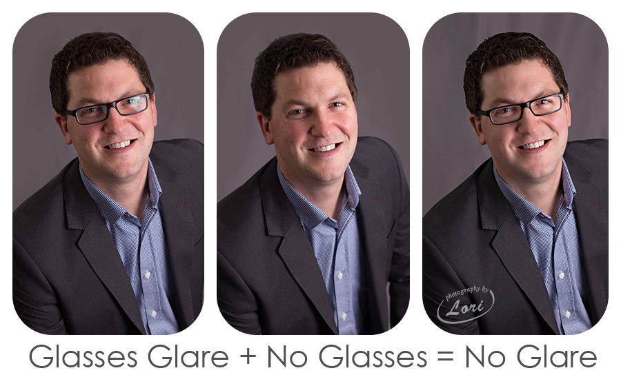 glasses collage with watermark