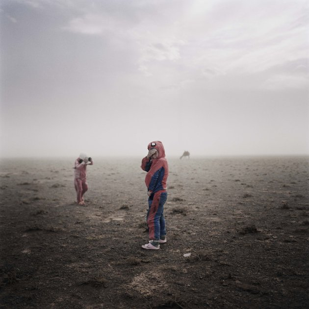 gone-with-the-dust Michele Palazzi wins Environmental Photographer of the Year 2013 News and Reviews