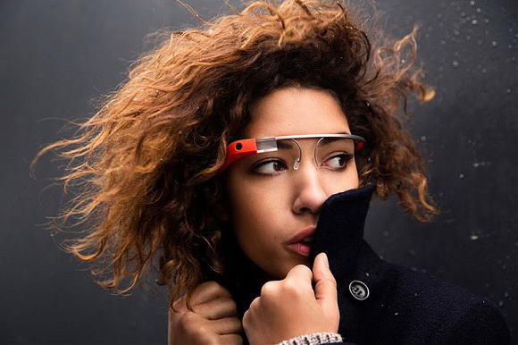 Google Glass facial recognition app