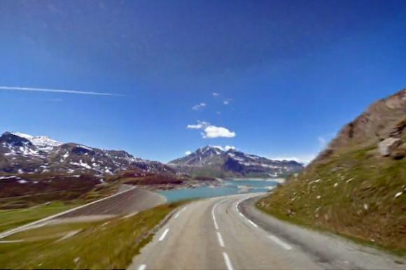 Teehan+Lax's Street View hyperlapse demonstration video frame