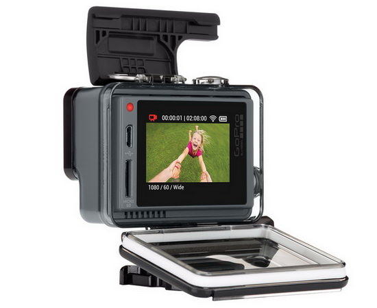 gopro-hero-lcd-touchscreen GoPro Hero+ LCD camera revealed with a touchscreen and more News and Reviews