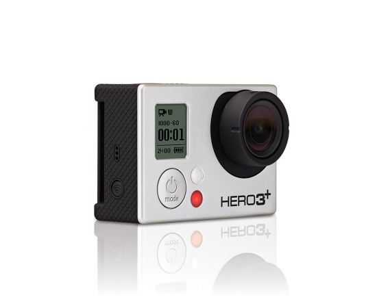 gopro-hero3-black GoPro Hero3+ Black and Silver action cameras become official News and Reviews