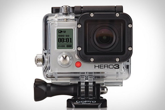 GoPro Hero3 cameras have issues with 64GB SD cards