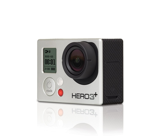 gopro-hero3-silver GoPro Hero3+ Black and Silver action cameras become official News and Reviews