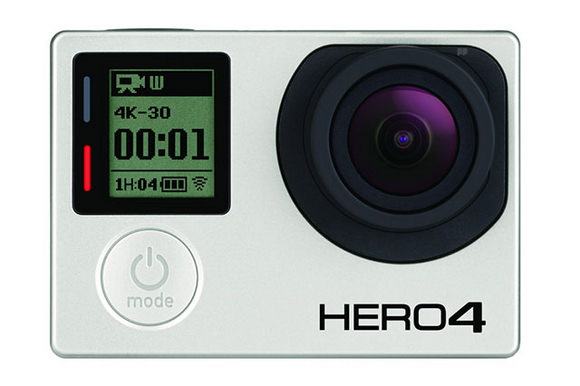 GoPro Hero4 Black front leaked