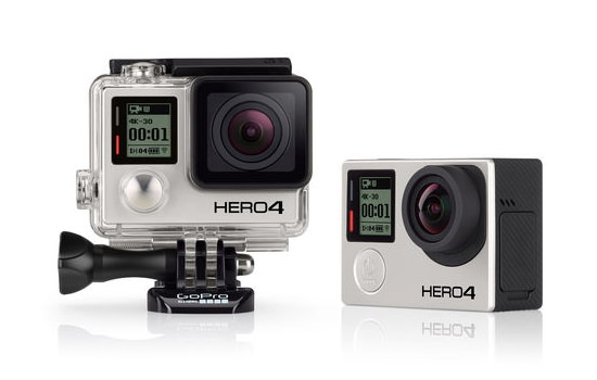 gopro-hero4-black GoPro Hero4 Black and Silver unveiled along with low-end Hero News and Reviews