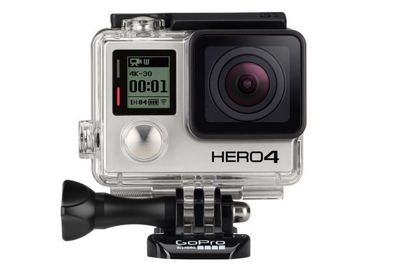 GoPro Hero4 problems