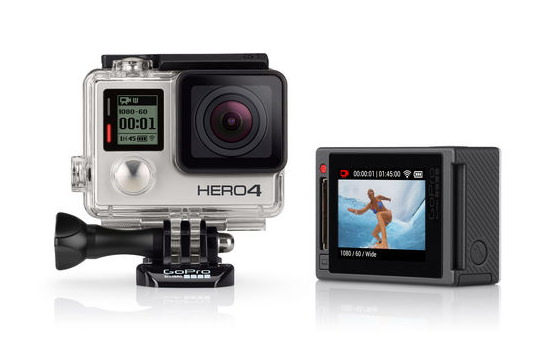 gopro-hero4-silver GoPro Hero4 Black and Silver unveiled along with low-end Hero News and Reviews