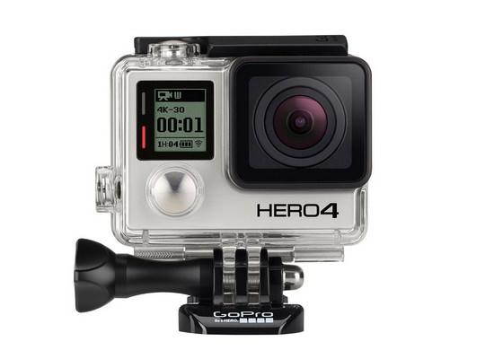 gopro-hero4 Canon action camera rumored to be in development Rumors