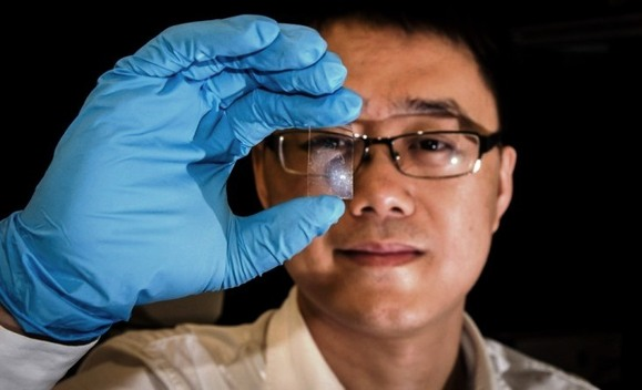 graphene-sensor Dim light sensor breakthrough allows sharp photo revolution News and Reviews