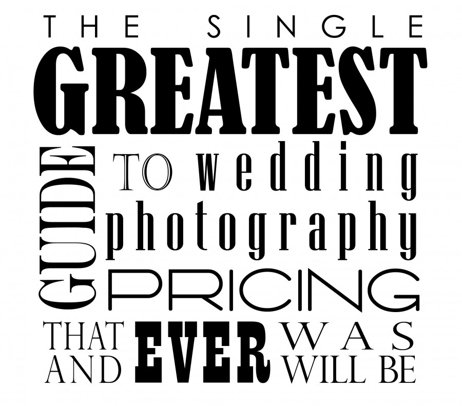 great-guide-logo-900x791 How to Price Wedding Photography {A Free Guide} Business Tips Guest Bloggers