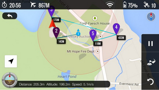 ground-station Update bringing DNG RAW support to DJI Phantom 2 Vision users News and Reviews