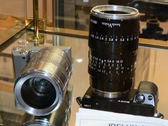 handevision-ibelux-40mm-f0.85-lens Ibelux 40mm f/0.85 becomes world's fastest lens for mirrorless cameras News and Reviews