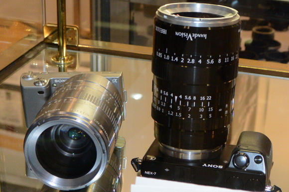 HandeVision Ibelux 40mm f/0.85 revealed as the fastest prime lens in the world