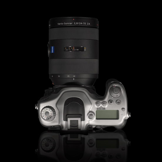 hasselblad-hv-lens Hasselblad HV announced as a Sony A99-based titanium-made DSLR News and Reviews