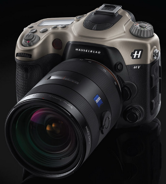 hasselblad-hv Hasselblad HV announced as a Sony A99-based titanium-made DSLR News and Reviews