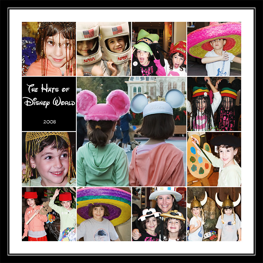 hats-of-disney-web Our Magical Disney World Trip Photo Sharing & Inspiration