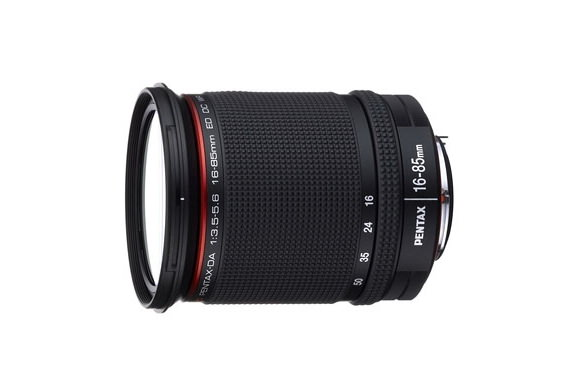 HD Pentax DA 16-95mm f/3.5-5.6 ED DC WR photo