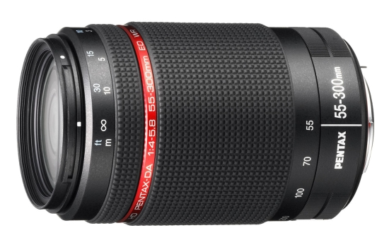 hd-pentax-da-55-300mm-f4-5.8-ed-wr Pentax K-3 DSLR unveiled with software-based AA filter News and Reviews