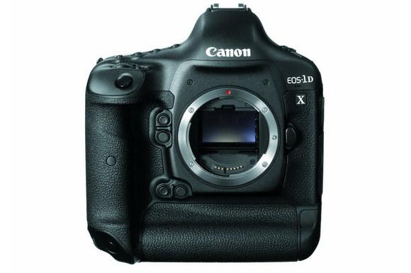 High-resolution Canon camera rumor