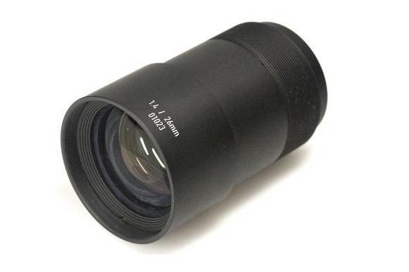 IBE Optics 26mm f/1.4 lens for MFT officially announced