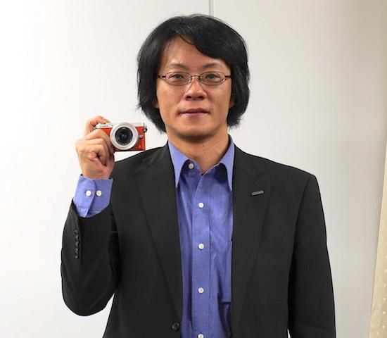 ichiro-kitao New Panasonic camera with 4K video confirmed for 2014 News and Reviews