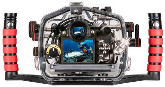 ikelite-nikon-d5200-underwater-housing-rear Ikelite releases Nikon D5200 underwater housing for oceanographers News and Reviews