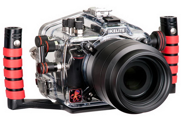 Ikelite Nikon D5200 underwater housing has been officially announced