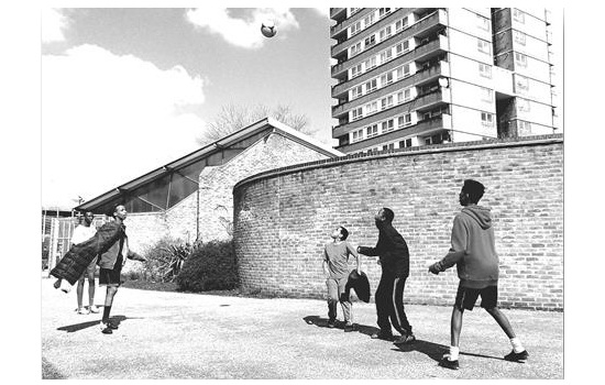 inside-street-football HTC and Getty Images launch Inside Street Football exhibition News and Reviews