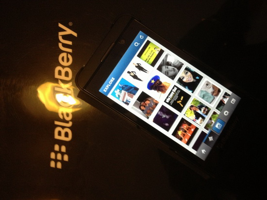 instagram-blackberry-z10 Instagram for Android application ported to BlackBerry 10 OS News and Reviews