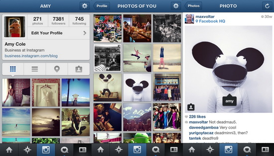 instagram-tags-photos-of-you Instagram tags now available for iPhone and Android users News and Reviews