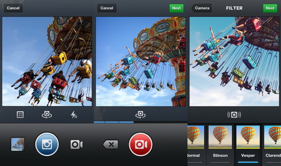 instagram-video Instagram Video launched with movies of up to 15 seconds News and Reviews