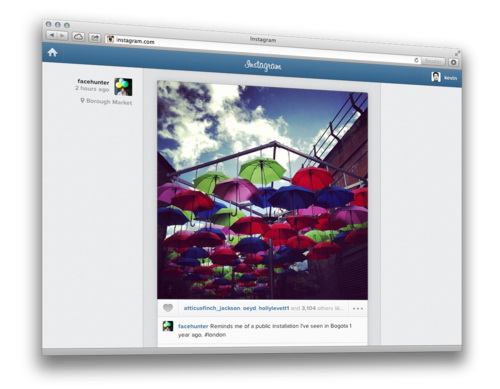 instagram-web-feed Instagram introduces image feed on the web News and Reviews