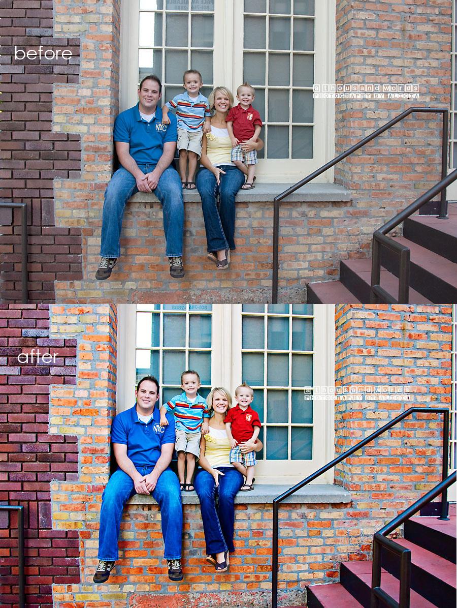 intense-color Achieve Vivid Color Using Photoshop Actions: A Family Blueprint Blueprints Photoshop Actions Photoshop Tips & Tutorials