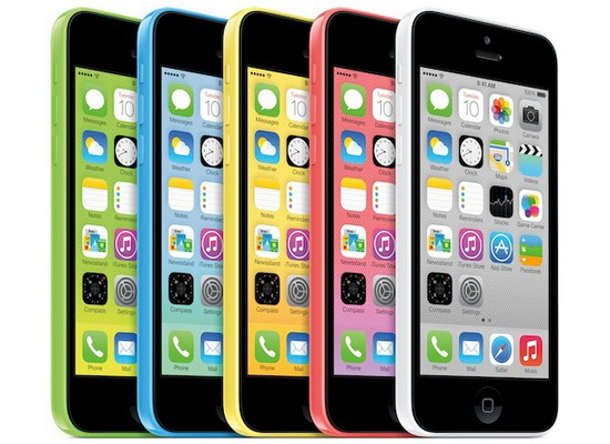 iphone-5c Apple reveals new iPhone 5S and 5C iOS 7 smartphones News and Reviews