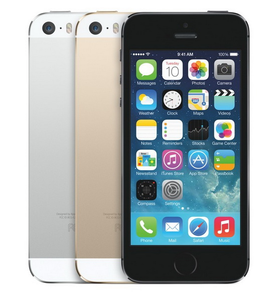 iphone-5s Apple reveals new iPhone 5S and 5C iOS 7 smartphones News and Reviews