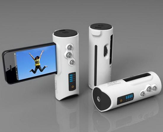 iphone-shutter-grip DCkina unveils gorgeous iPhone Shutter Grip News and Reviews