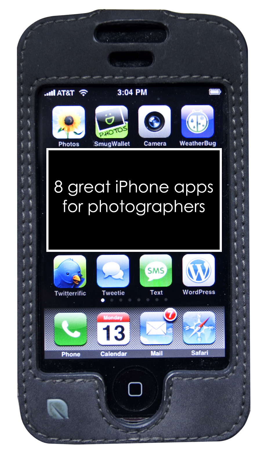 iphone1 8 Great iPhone Apps for Photographers MCP Thoughts Photography & Photoshop News Photography Tips
