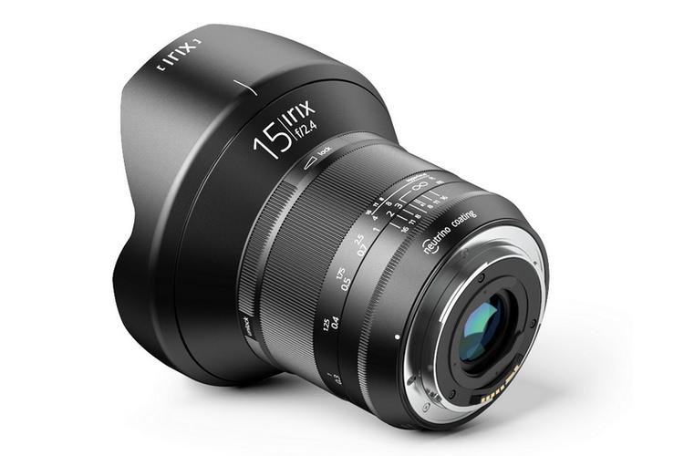 irix-15mm-f2.4-lens Irix 15mm f/2.4 lens announced for full-frame DSLRs News and Reviews