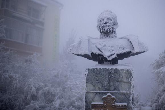 Ivan Kraft statue