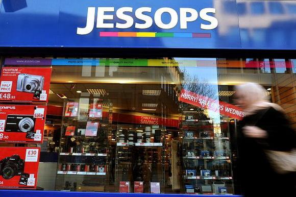 Peter Jones acquires Jessops brand