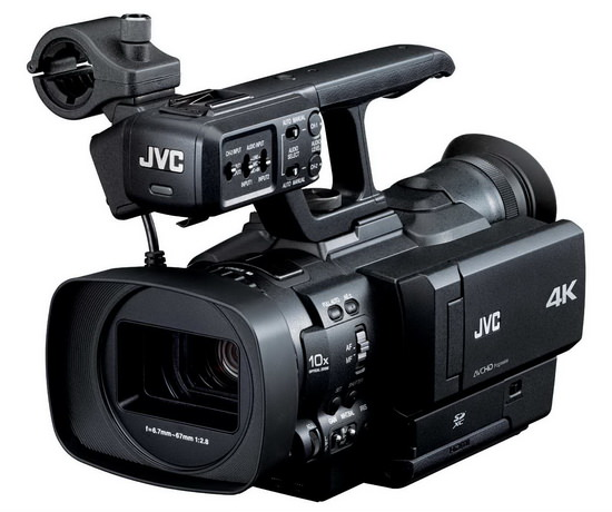 jvc-4k-camera JVC Kenwood to release a Micro Four Thirds 4K camera soon News and Reviews