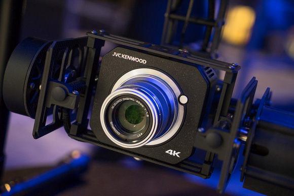 JVC Kenwood 4K camera
