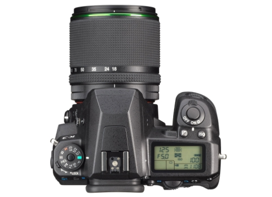 k-3-top Pentax K-3 DSLR unveiled with software-based AA filter News and Reviews