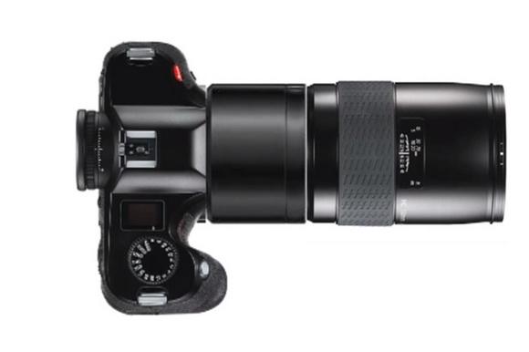 KaleidoCamera DSLR add-on