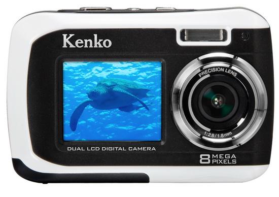 kenko-tokina-dsc880dw-waterproof-camera Kenko Tokina DSC880DW waterproof camera becomes official News and Reviews