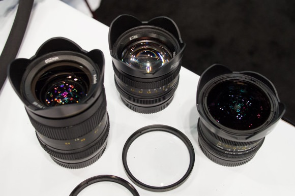 Kodak Micro Four Thirds lenses