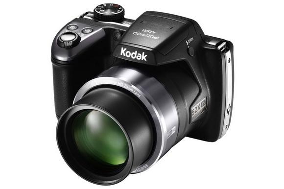 Kodak PixPro AZ521 bridge camera