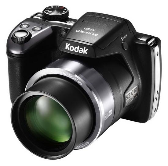 kodak-pixpro-az521 Kodak PixPro AZ521 bridge camera officially announced News and Reviews